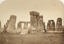 Stonehenge, View From South West